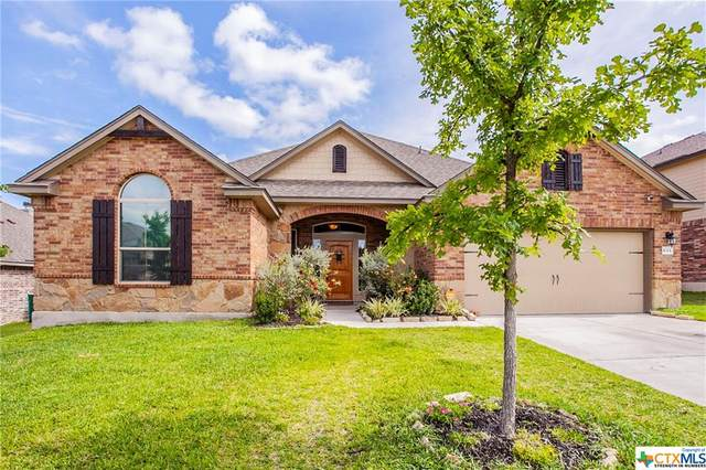833 Tuscan Road, Harker Heights, TX 76548 (MLS #411505) :: The i35 Group