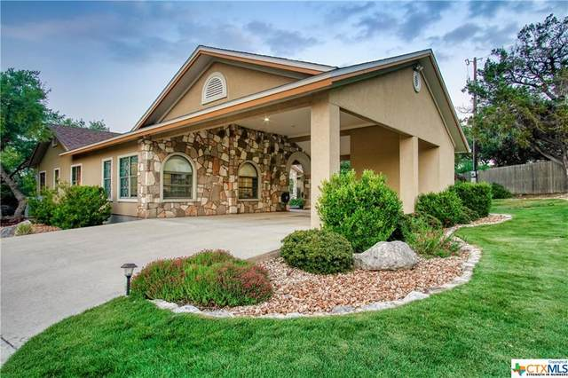 841 Crossbow Dr, Canyon Lake, TX 78133 (MLS #411507) :: Vista Real Estate