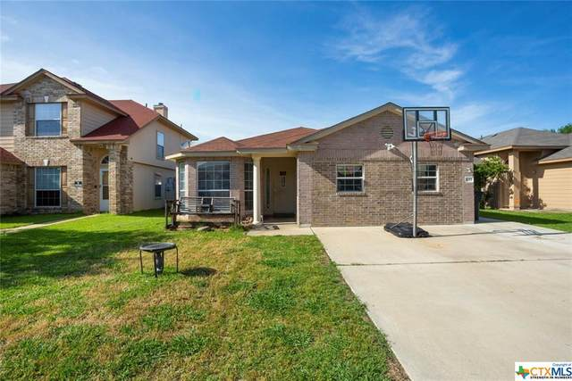 5011 Causeway Court, Killeen, TX 76549 (MLS #411508) :: Vista Real Estate
