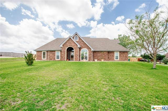 111 Coleton Drive, Copperas Cove, TX 76522 (MLS #411521) :: RE/MAX Family