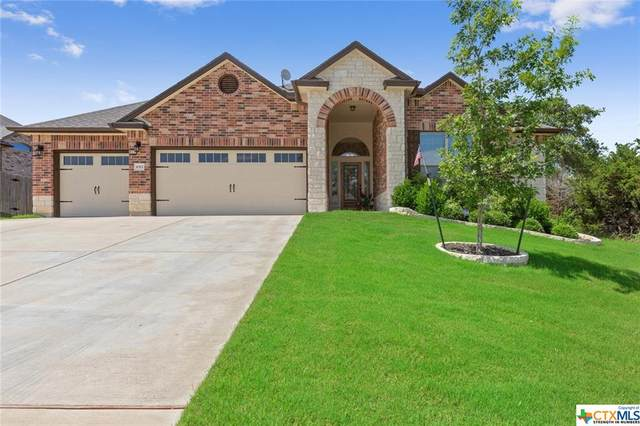 4312 Guildford Drive, Belton, TX 76513 (MLS #411524) :: The i35 Group