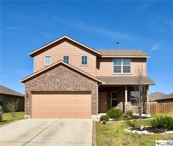 256 Voss, Kyle, TX 78640 (MLS #411564) :: The Real Estate Home Team