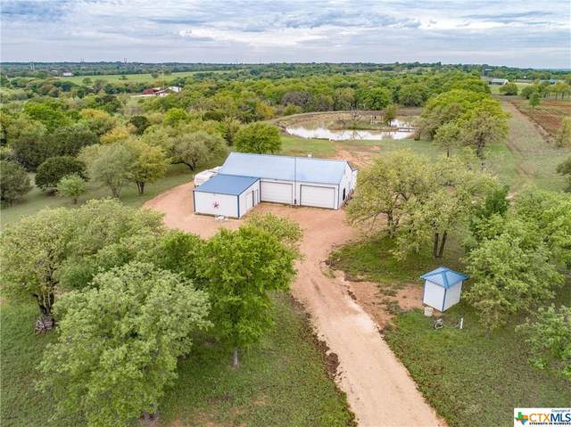 350 County Road 2480, Hico, TX 76457 (MLS #411566) :: The Barrientos Group