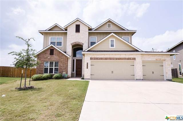 4726 Abergavenny Drive, Belton, TX 76513 (MLS #411592) :: The i35 Group