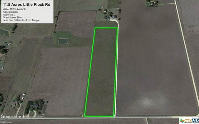 TBD Little Flock Road, Temple, TX 76501 (MLS #411609) :: RE/MAX Family