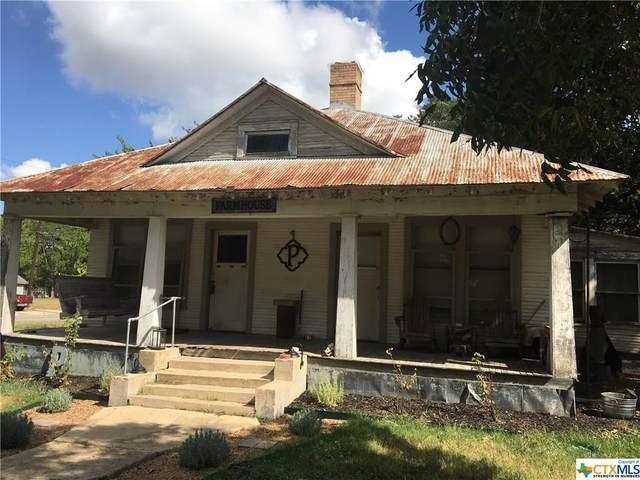 303 E Bowie Street, Luling, TX 78648 (MLS #411616) :: The Zaplac Group