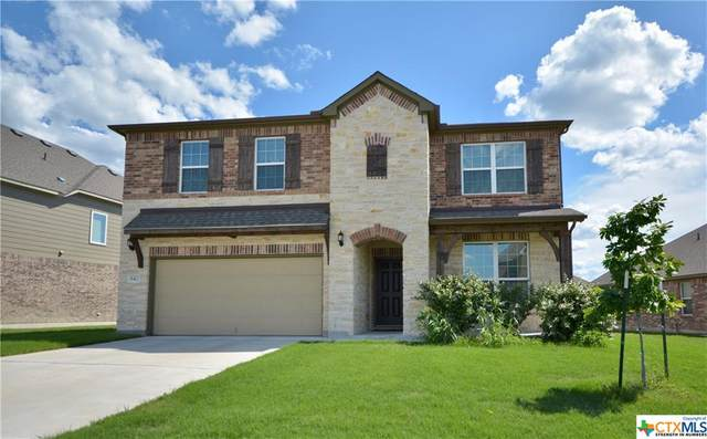 842 Olive Lane, Harker Heights, TX 76548 (MLS #411620) :: RE/MAX Family