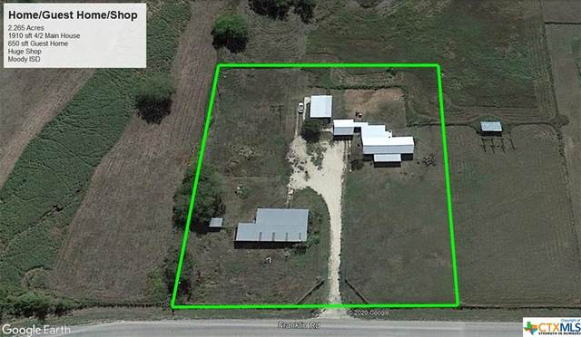 5415 Franklin Road, Moody, TX 76557 (MLS #411630) :: Vista Real Estate