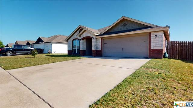 2601 Tara Drive, Killeen, TX 76549 (MLS #411647) :: The i35 Group
