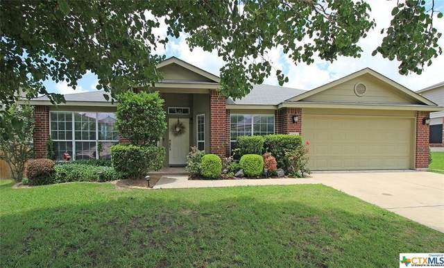 411 Cattail Circle, Harker Heights, TX 76548 (MLS #411648) :: RE/MAX Family