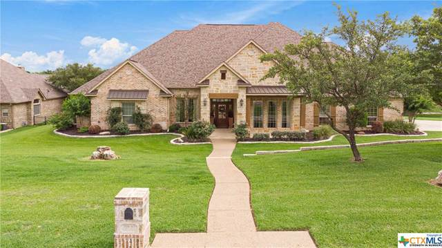 2302 High View Drive, Belton, TX 76513 (MLS #411663) :: The i35 Group