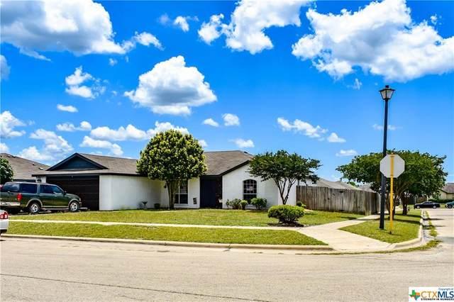 3714 Fieldcrest Dr Drive, Killeen, TX 76549 (MLS #411669) :: Vista Real Estate