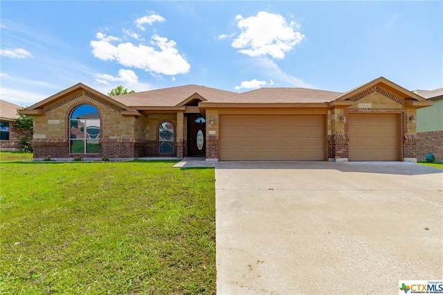 6004 Bedrock Drive, Killeen, TX 76542 (MLS #411673) :: Vista Real Estate