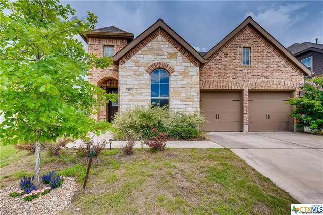 437 Lacey Oak Loop, San Marcos, TX 78666 (#411678) :: 10X Agent Real Estate Team