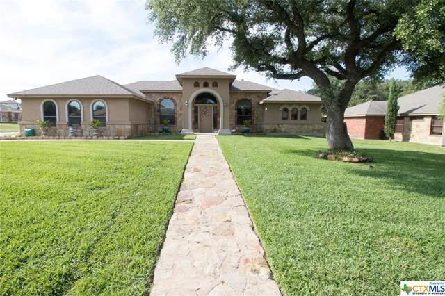 4204 Kit Carson Trail, Killeen, TX 76542 (MLS #411686) :: Vista Real Estate