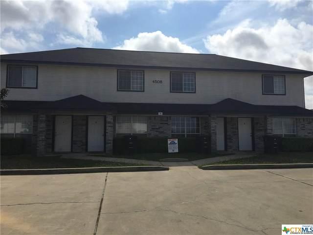4508 Jeff Scott Drive, Killeen, TX 76549 (MLS #411688) :: Carter Fine Homes - Keller Williams Heritage