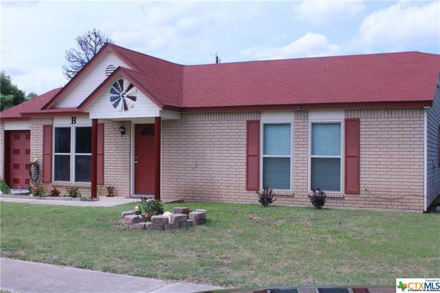 304 Halter Drive, Copperas Cove, TX 76522 (MLS #411699) :: RE/MAX Family