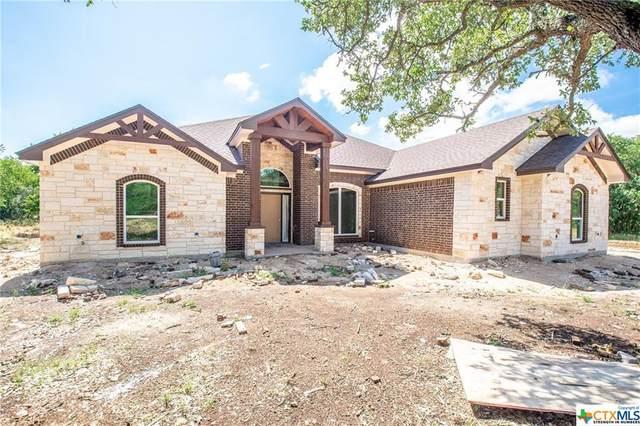 8490 Spring Creek Drive, Salado, TX 76571 (MLS #411706) :: Brautigan Realty