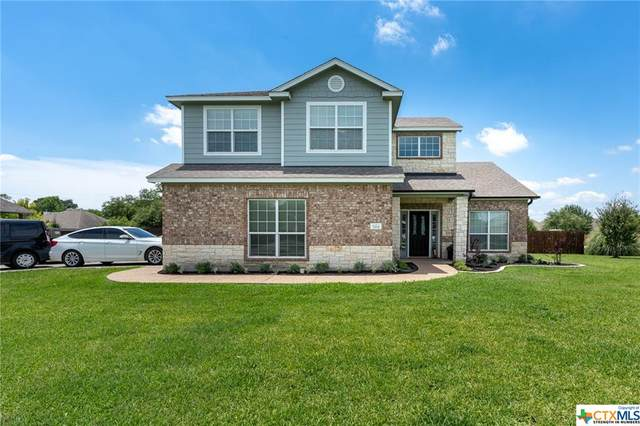 7104 Valley Mist Drive, Temple, TX 76502 (MLS #411776) :: The i35 Group