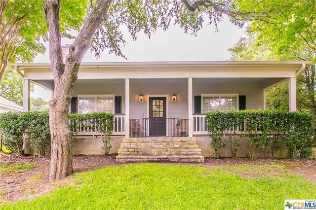 1516 Old Mill Road, Salado, TX 76571 (#411791) :: First Texas Brokerage Company