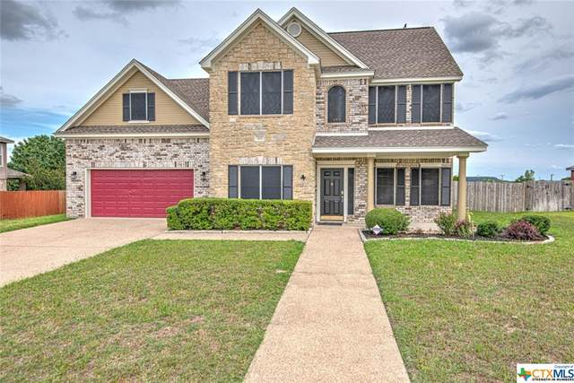 302 Pioneer Trail, Harker Heights, TX 76548 (MLS #411804) :: RE/MAX Family