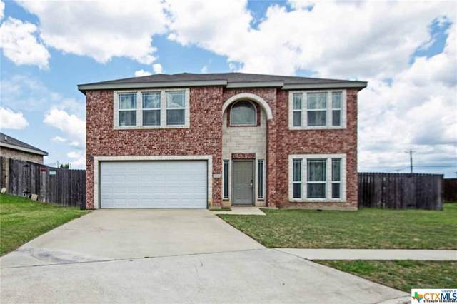 3711 Doffy Drive, Killeen, TX 76549 (MLS #411818) :: Vista Real Estate