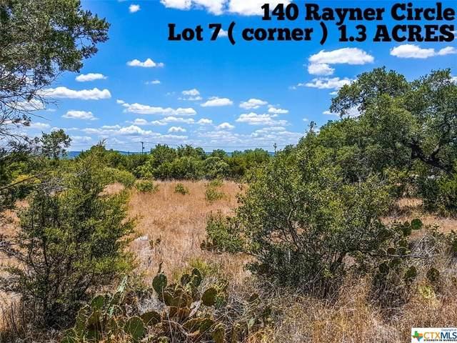 140 Rayner Circle, Spring Branch, TX 78070 (MLS #411829) :: HergGroup San Antonio Team