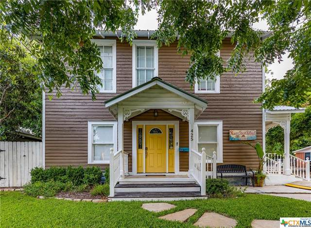 425 N Seguin Avenue A & B, New Braunfels, TX 78130 (MLS #411831) :: Kopecky Group at RE/MAX Land & Homes