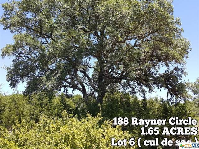 188 Rayner Circle, Spring Branch, TX 78070 (MLS #411834) :: HergGroup San Antonio Team