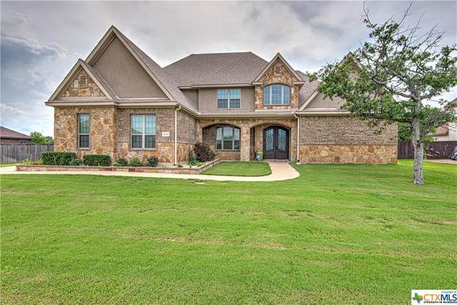 2016 Harvest Drive, Nolanville, TX 76559 (MLS #411843) :: The Real Estate Home Team