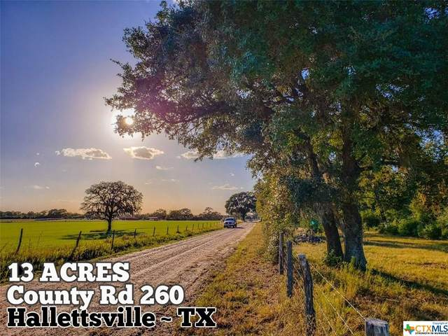 13-ac County Rd 260, Hallettsville, TX 77964 (MLS #411845) :: Kopecky Group at RE/MAX Land & Homes