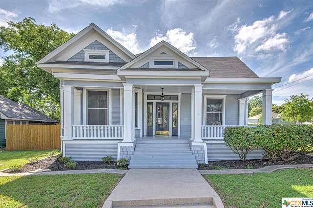 803 N 3rd Street, Temple, TX 76501 (MLS #411897) :: RE/MAX Family
