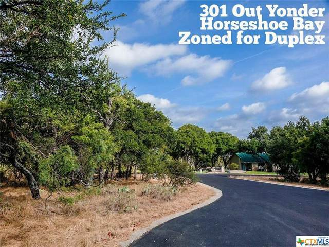 301 Out Yonder, Horseshoe Bay, TX 78657 (MLS #411899) :: RE/MAX Family