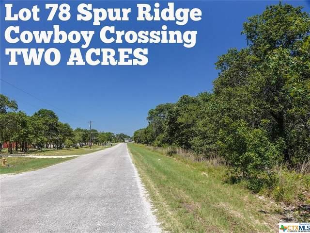 Lot 78 Spur Ridge, San Antonio, TX 78264 (MLS #411900) :: RE/MAX Family