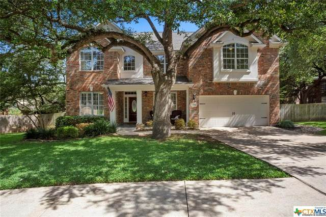 2303 Chi Chi's Cove, Round Rock, TX 78664 (MLS #411923) :: The i35 Group
