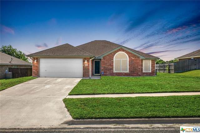 4108 Maid Marian Circle, Killeen, TX 76549 (MLS #411960) :: Vista Real Estate