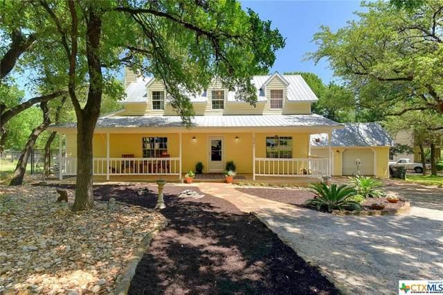 201 N Oak Hollow Road, Georgetown, TX 78628 (MLS #411967) :: RE/MAX Land & Homes