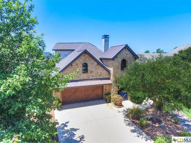 1304 Gruene Leaf Drive, New Braunfels, TX 78130 (MLS #411983) :: HergGroup San Antonio Team