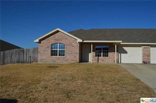 400 W St John Avenue, OTHER, TX 76559 (MLS #411988) :: The Zaplac Group