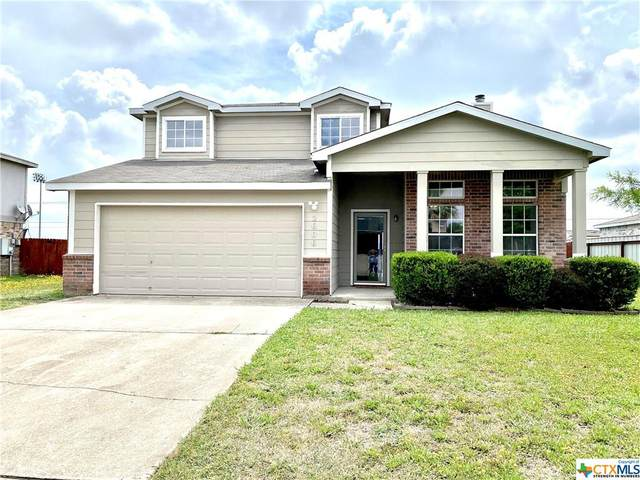 2606 Echo Drive, Killeen, TX 76549 (MLS #412004) :: The Zaplac Group