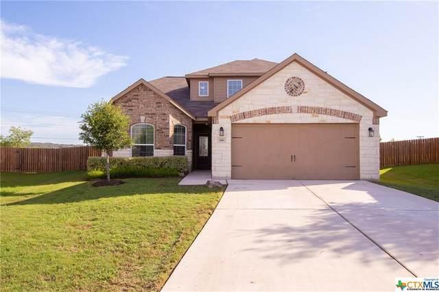 416 Cylamen, New Braunfels, TX 78132 (#412032) :: First Texas Brokerage Company