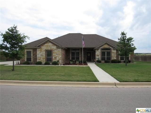 7010 Bella Charca Parkway, Nolanville, TX 76559 (MLS #412037) :: Berkshire Hathaway HomeServices Don Johnson, REALTORS®