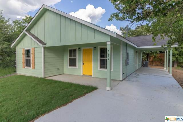 2055 Michigan Street, New Braunfels, TX 78130 (MLS #412056) :: HergGroup San Antonio Team