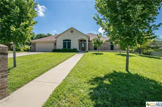2021 Yak Trail, Harker Heights, TX 76548 (MLS #412069) :: The Real Estate Home Team