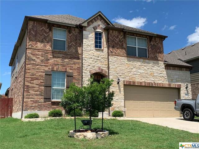 823 Olive Lane, Harker Heights, TX 76548 (MLS #412077) :: Kopecky Group at RE/MAX Land & Homes