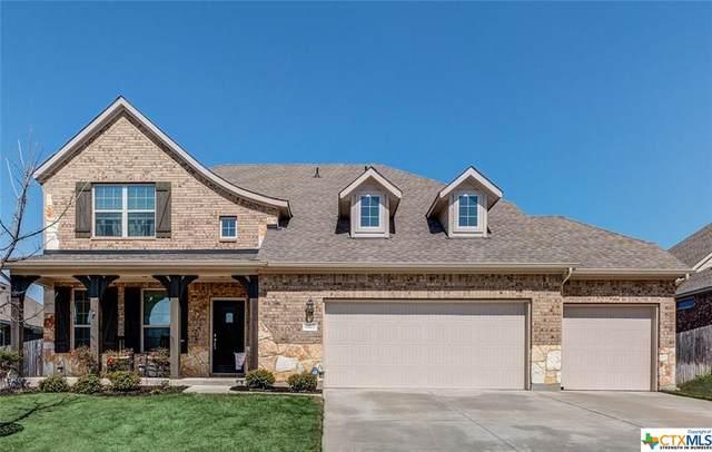6107 Tanzanite Drive, Killeen, TX 76542 (MLS #412085) :: Berkshire Hathaway HomeServices Don Johnson, REALTORS®