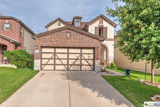 9124 Single Bend Trail, Temple, TX 76502 (MLS #412140) :: Berkshire Hathaway HomeServices Don Johnson, REALTORS®