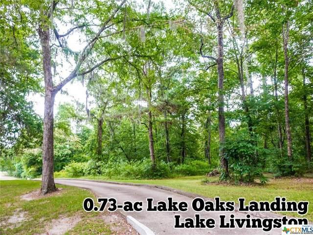 0.73-ac Lake Oaks Circle, Coldspring, TX 77331 (MLS #412175) :: RE/MAX Family