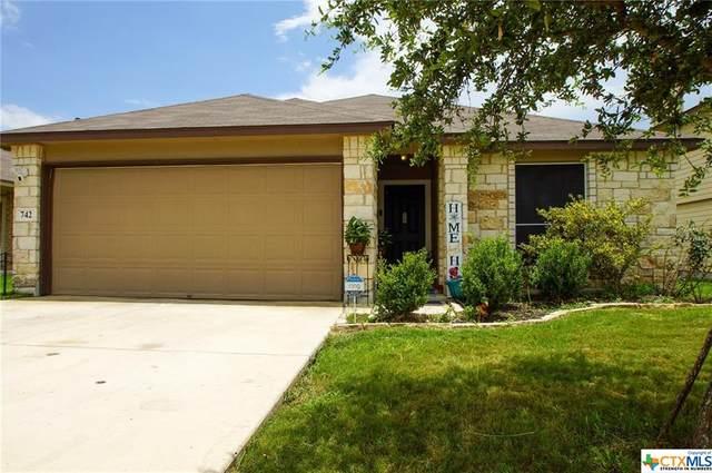 742 Wolfeton Way, New Braunfels, TX 78130 (MLS #412176) :: RE/MAX Land & Homes