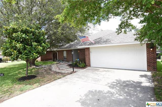 2805 Mason Drive, Killeen, TX 76549 (MLS #412200) :: RE/MAX Land & Homes